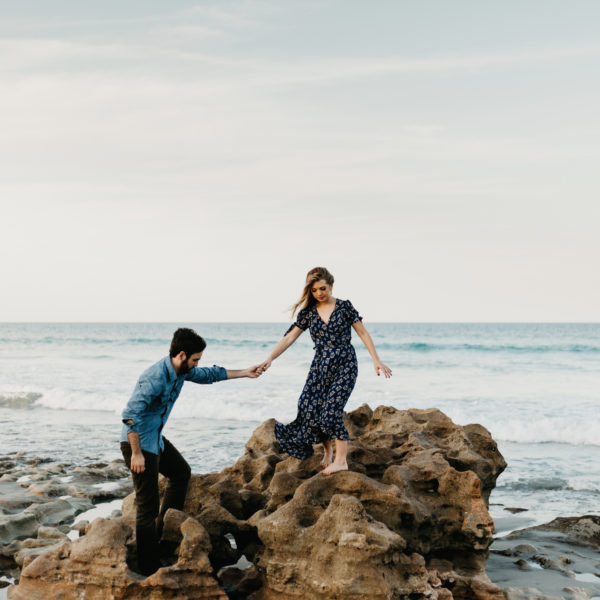 Brandi Toole Photography Engagement