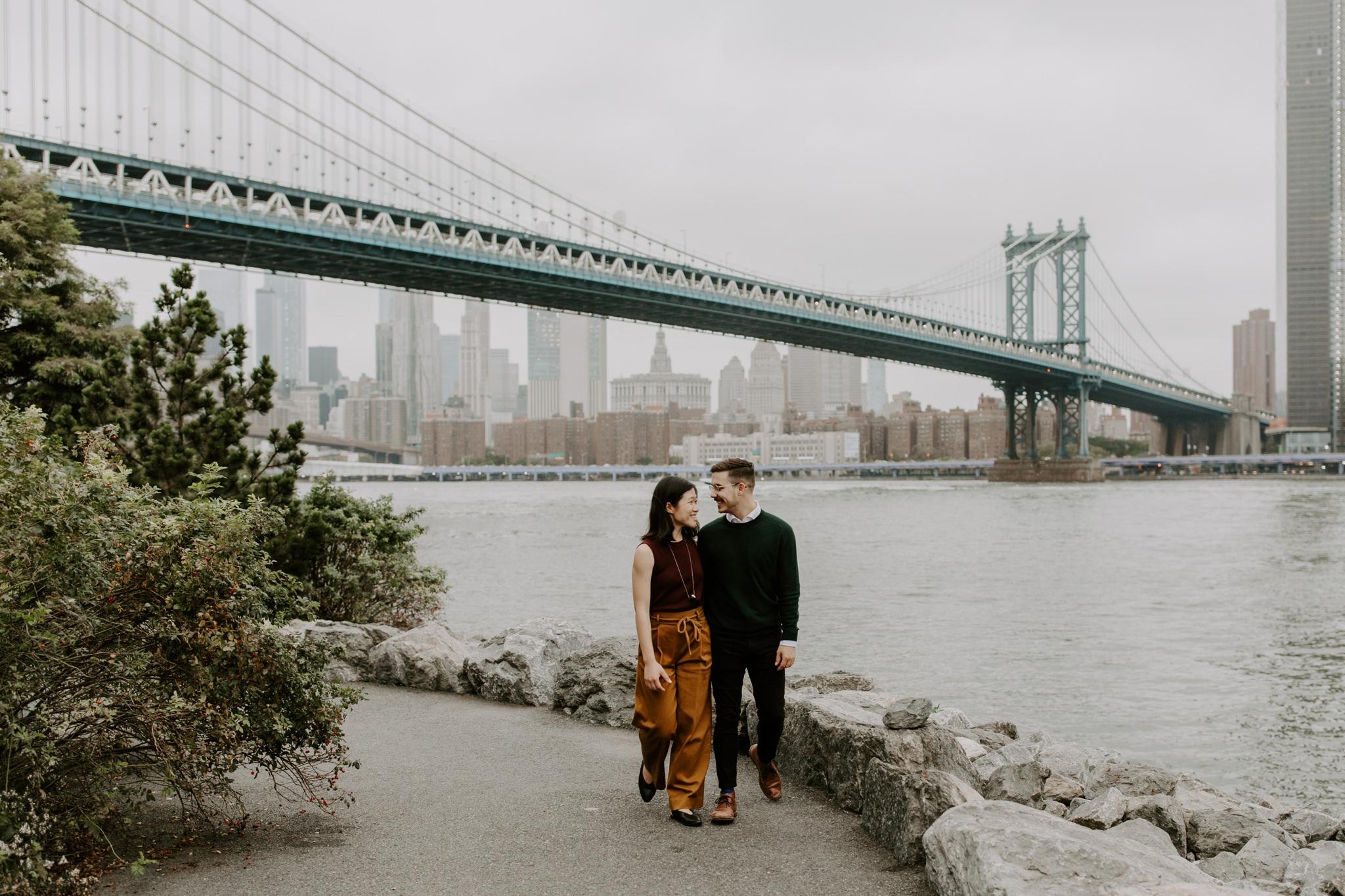 Brooklyn, New York Wedding and Engagement Photographer