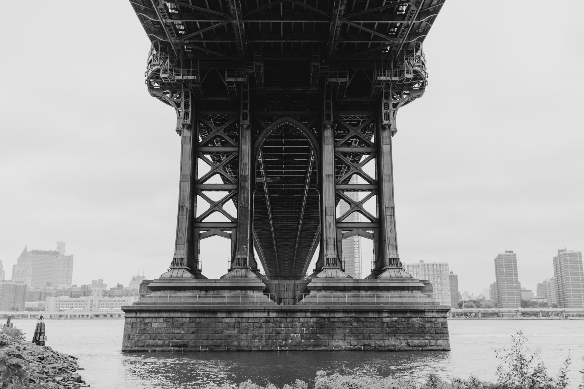 Manhattan Bridge - Brandi Toole Photography