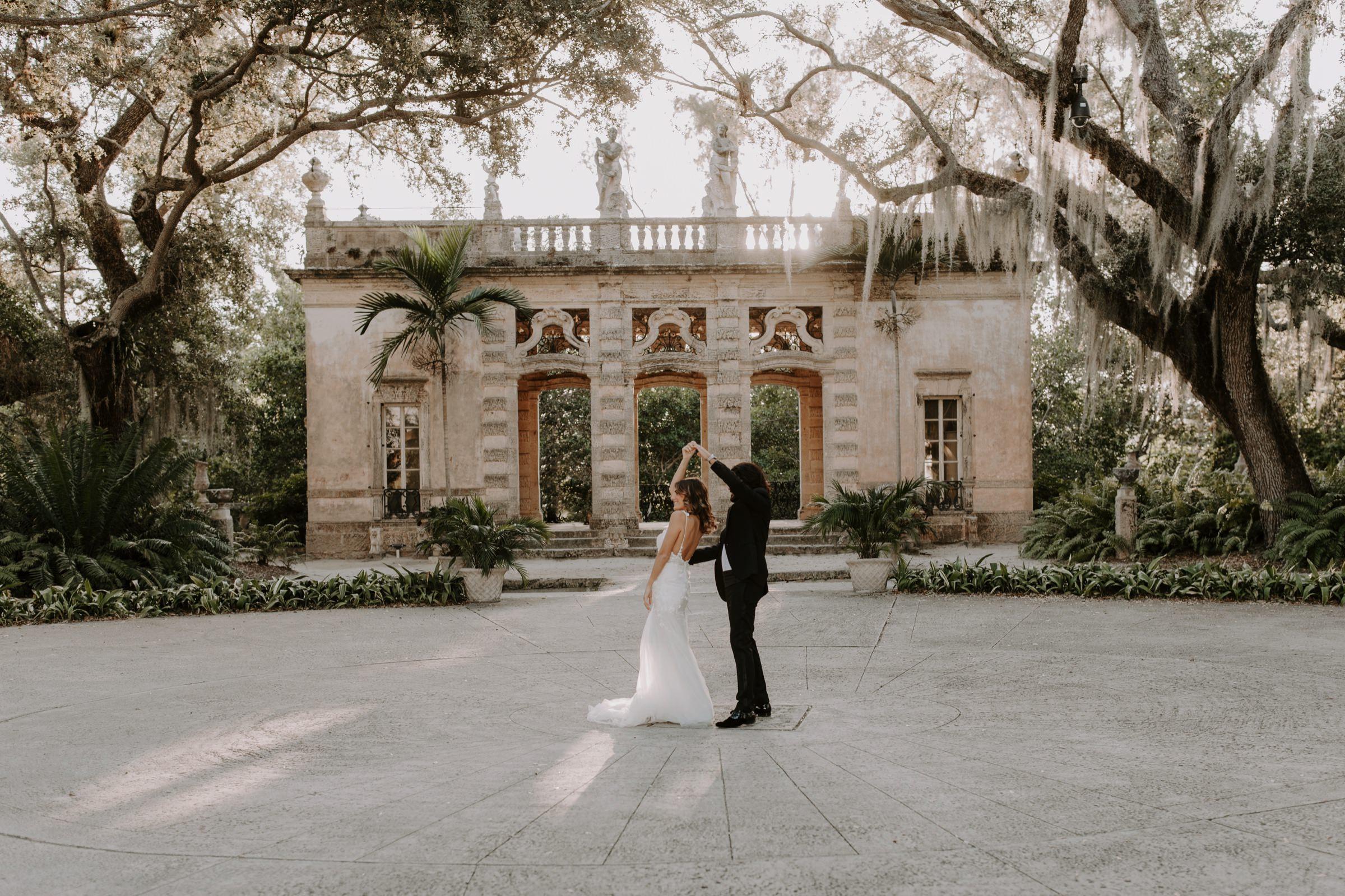Vizcaya Wedding Photographer